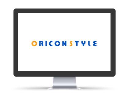 ORICON STYLE